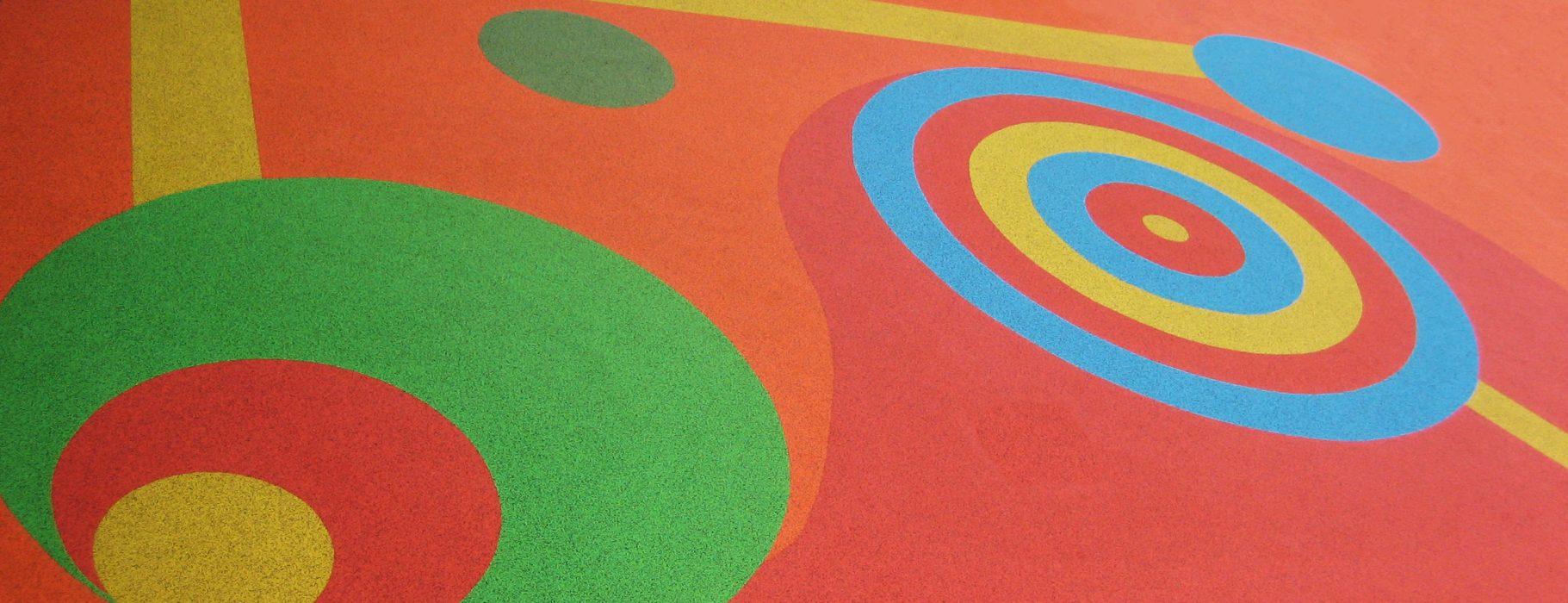pavimentazione playground epdm
